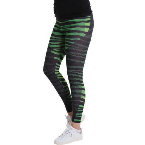 D & A Lifestyle Ladies Sport Printed Leggings multicolor