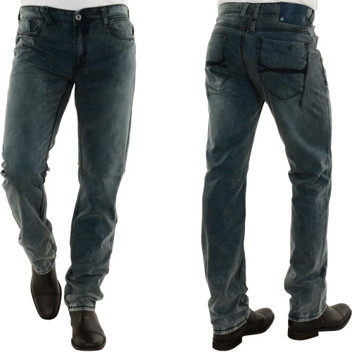 Sucker Grand  Regular Fit Jeans azul escuro